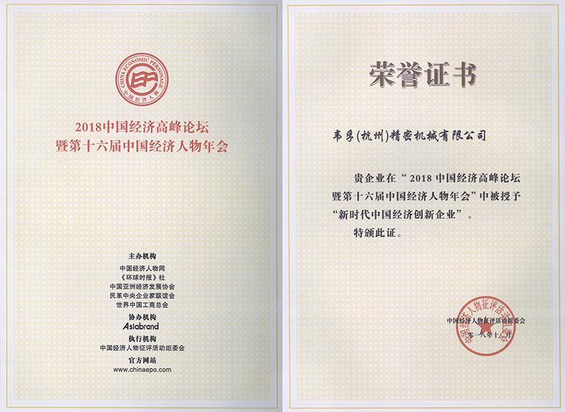新时代中国经济创新企业